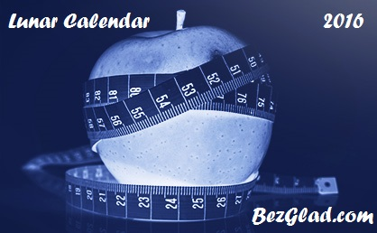 Лунен календар 2016 или как да отслабнем с лунната диета - фази на луната; Лунна диета 2016