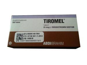 TiROMEL T3 Triiodotyronin Sodium от BezGlad.com